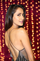 Pragya Jaiswal in a lovely Sleevelss Backless Dress at Zee Telugu Apsara Awards 2017 05.JPG