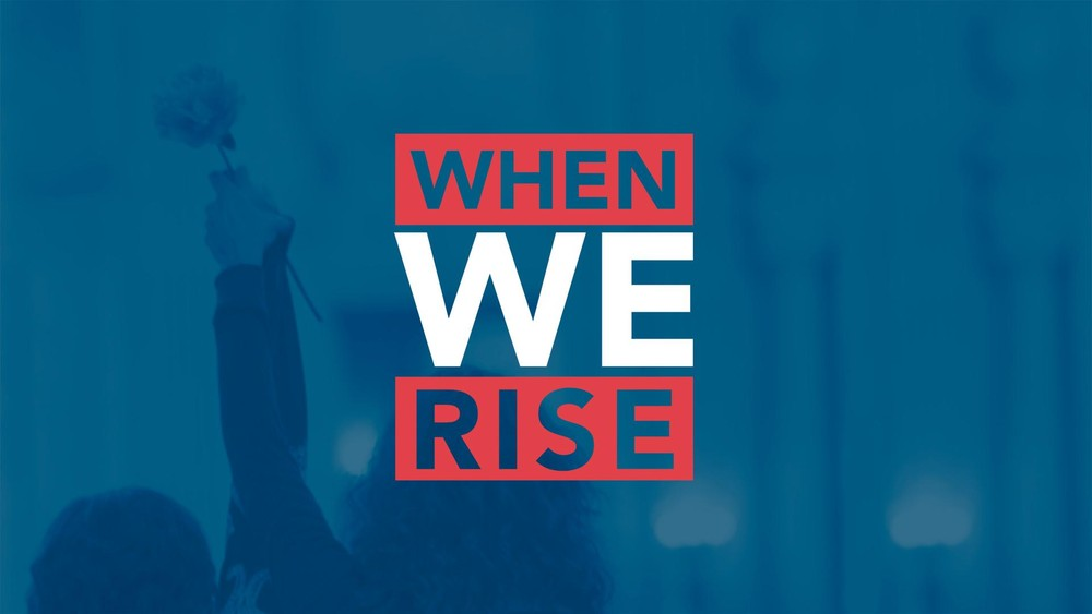 When We Rise Poster Banner