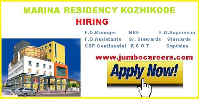 Latest Hotel Jobs Calicut