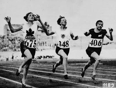 Femmes jeux Olympiques