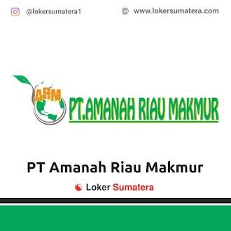 PT. Amanah Riau Makmur Pekanbaru