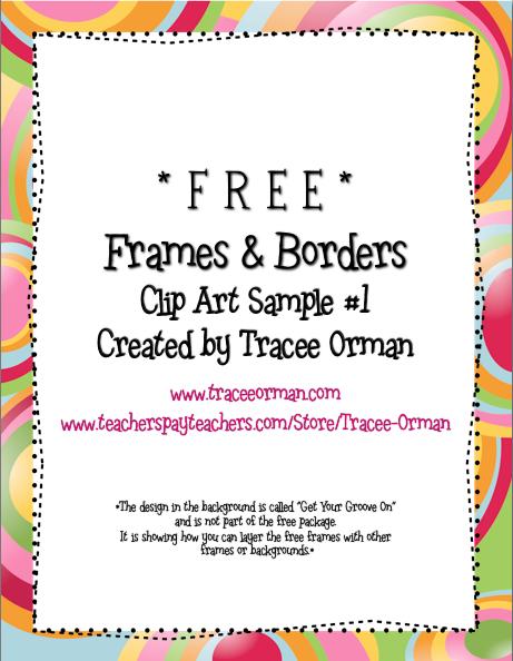 free printable clip art frames - photo #42