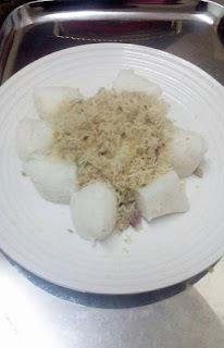 Resepi Sambal Ikan Nasi Impit Terengganu