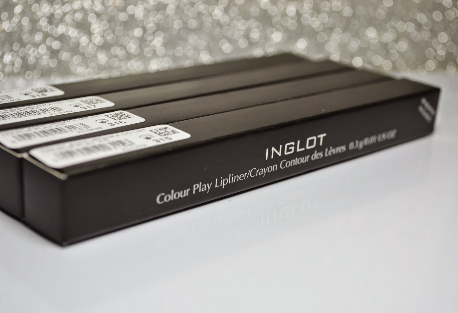 inglot konturówka colour play