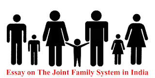 The Joint Family System in India