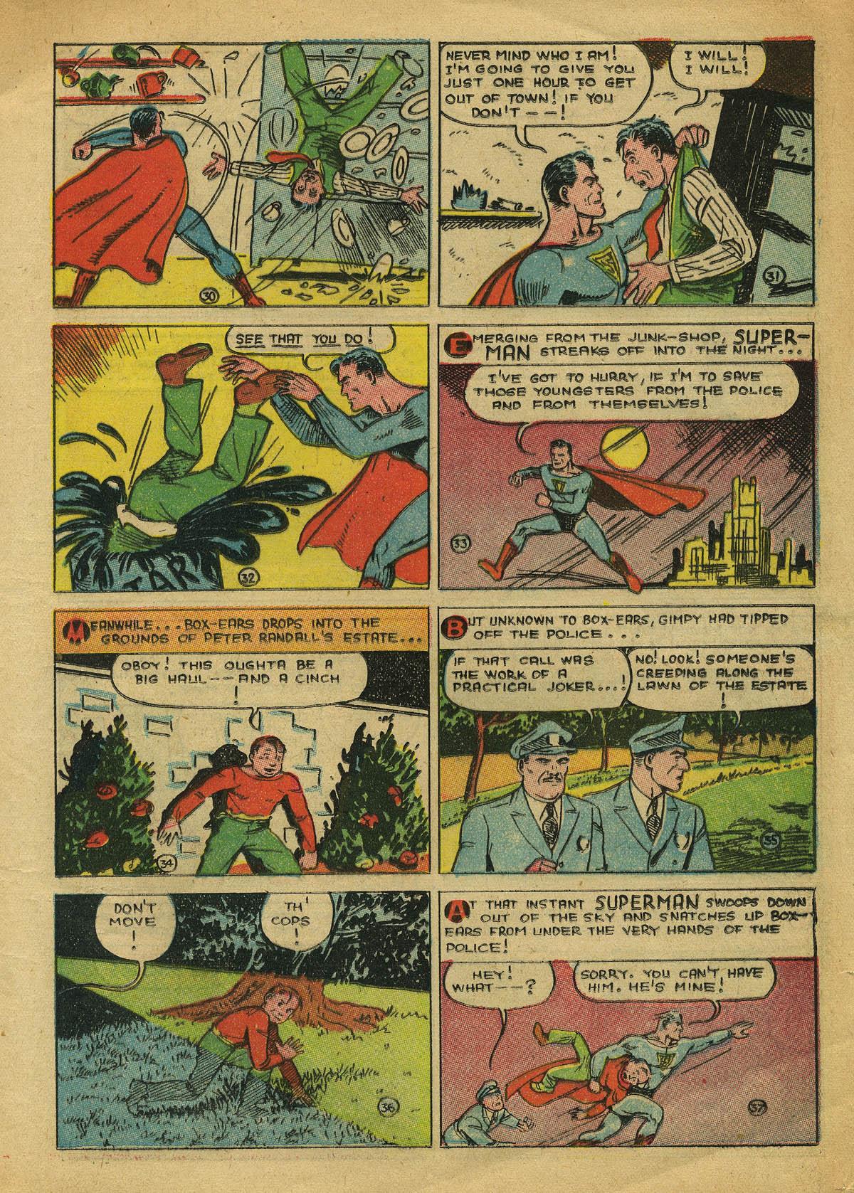 Action Comics (1938) 8 Page 6