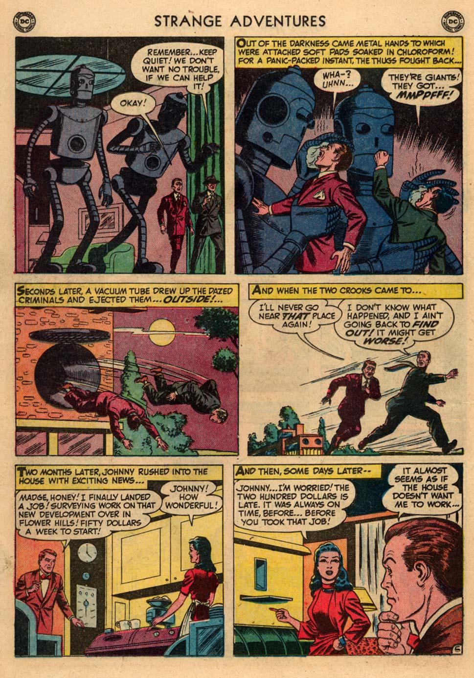 Strange Adventures (1950) issue 3 - Page 20