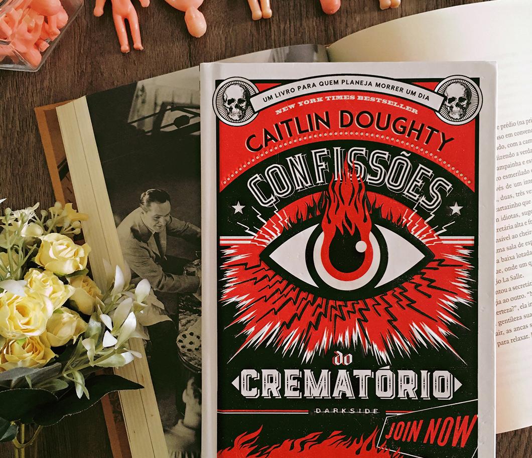Confissões do Crematório: Caitlin Doughty revela os bastidores e os detalhes mais sórdidos em torno da morte | Resenha