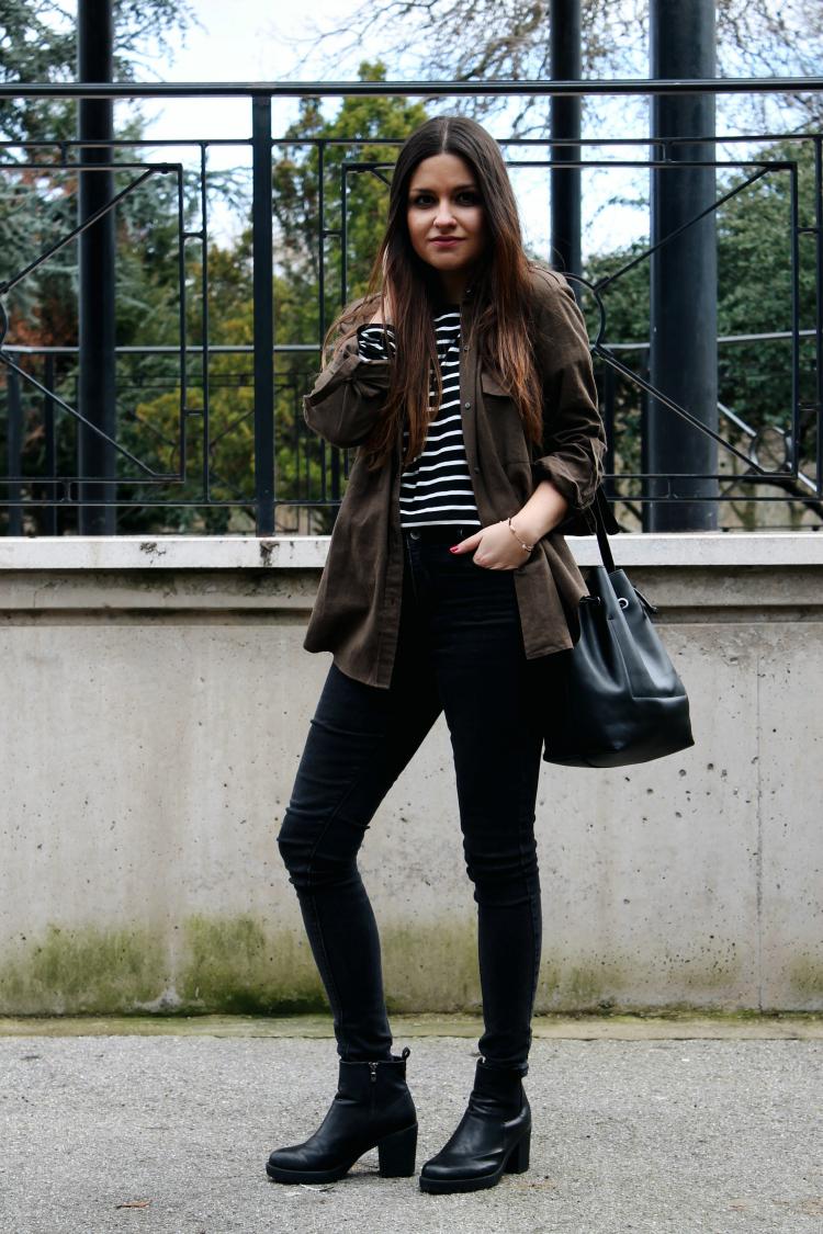 outfit para ir a trabajar blog moda leon