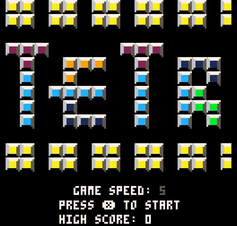 Indie Retro News: Tetris Mix - 1980's Tetris classic comes over to