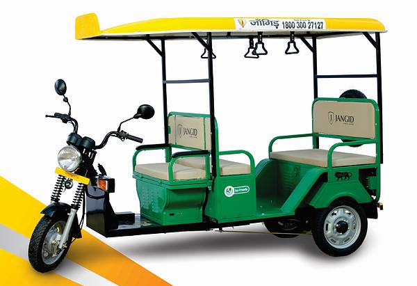 Jangid e rickshaw deluxe