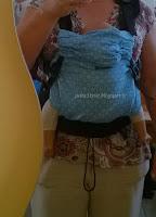 KIBI porte-bébé babycarrier préformé bébé évolutif bambin portage babywearing