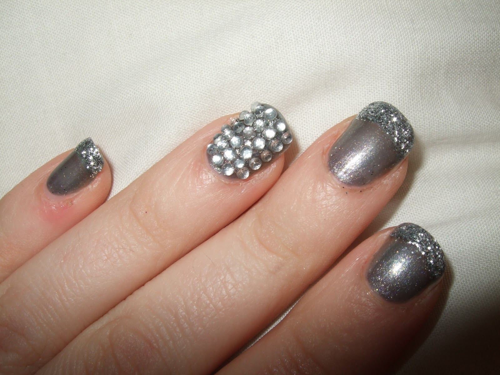 1000+ ideas about New Years Eve Nails on Pinterest | Nails ...