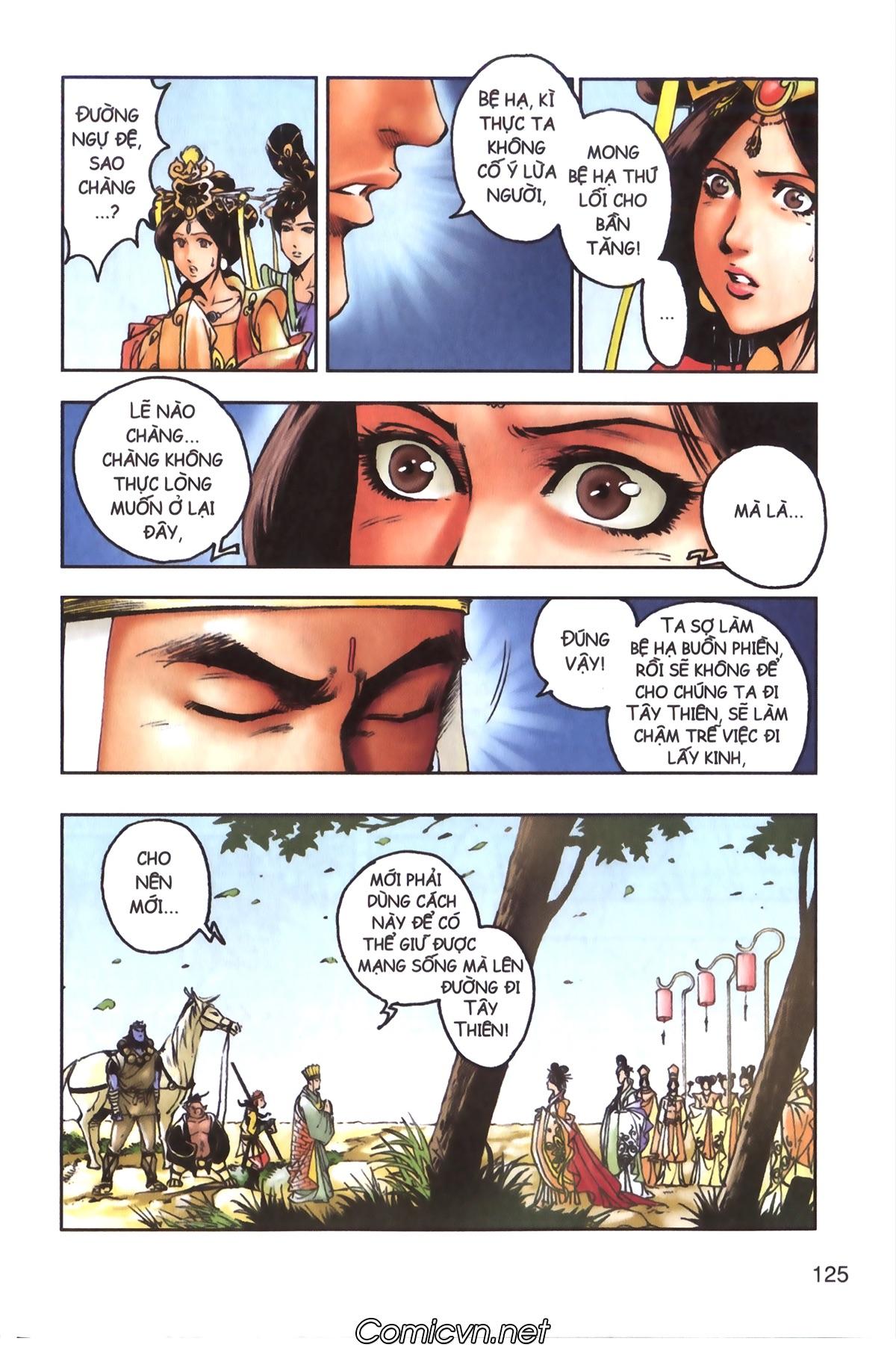 Tây Du Ký màu - Chapter 99 - Pic 7