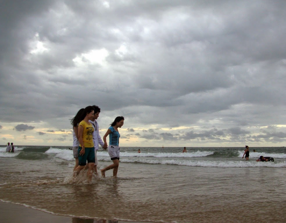 discover vietnam  vung tau  a favorite beach of southern people