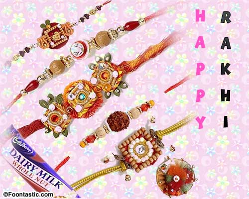 Happy Rakhi Images for sisters