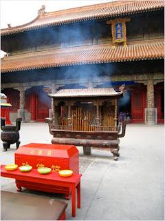 วัดขงจื๊อ (Temple of Confucius)
