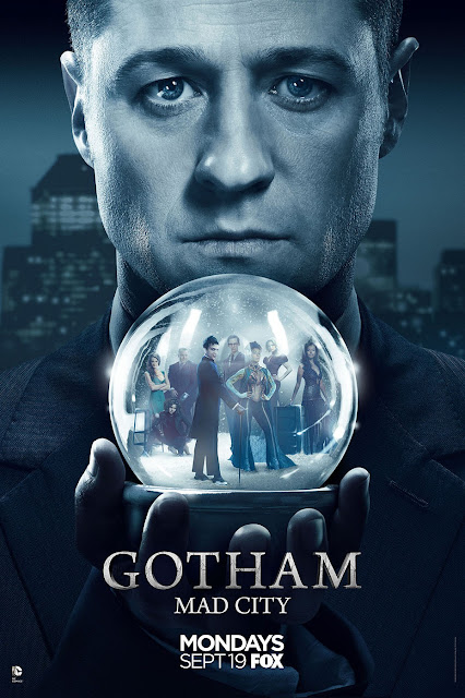 Gotham: Mad City Season 3 Teaser Television Poster