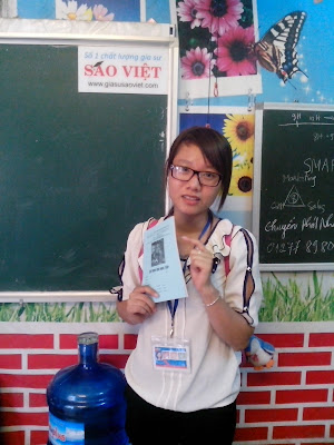 Cẩm nang gia sư được phát cho mỗi bạn gia sư nhận lớp ở Sao Việt. Đội ngũ nhân viên Sao Việt luôn hết mình vì gia sư.