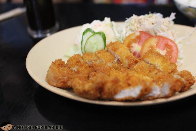 Tonkatsu Dish