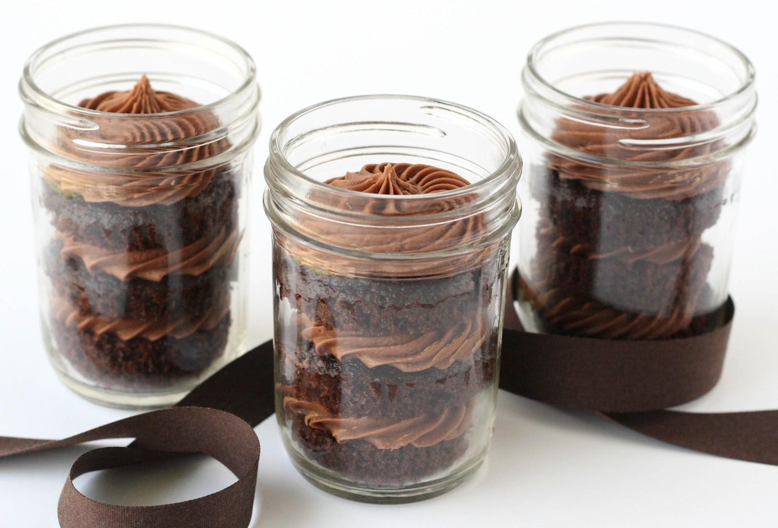Cakes In A Jar Recipes Dishmaps