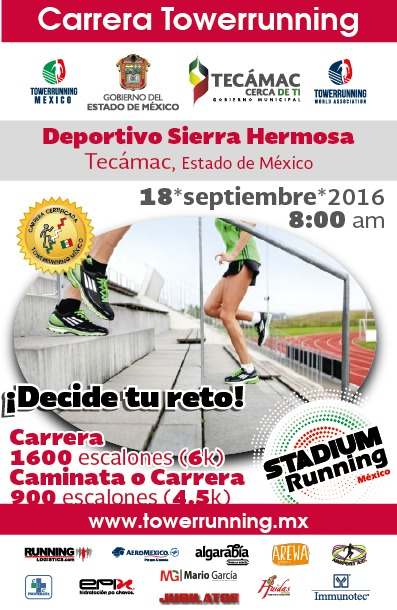 Stadium Running Sierra Hermosa
