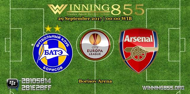 Prediksi Skor Bate vs Arsenal