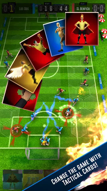 Fury 90 - Soccer Manager Apk