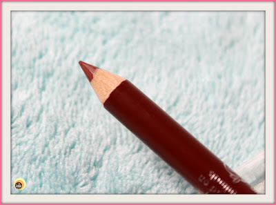 Wet n Wild Color Icon Chestnut/Marron E711 Lip Liner packaging