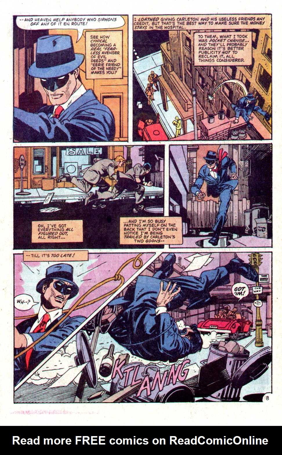 Read online Secret Origins (1986) comic -  Issue #28 - 30