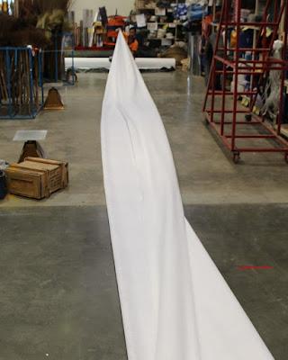 Buriram Isaan Thailand Geo Textile Weed Stop Fabric