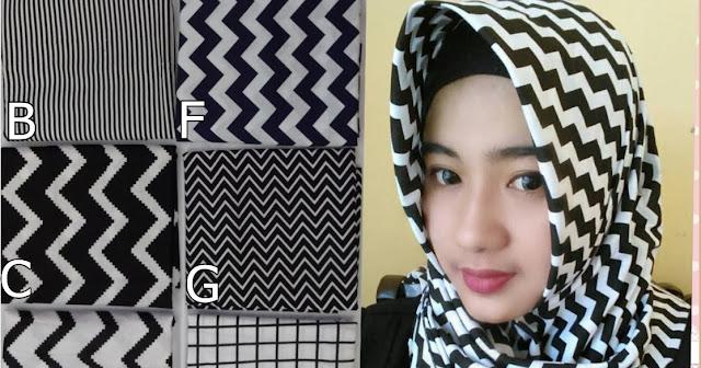 Macam-macam Jilbab Segi Empat Terbaru, Modern dan Kekinian