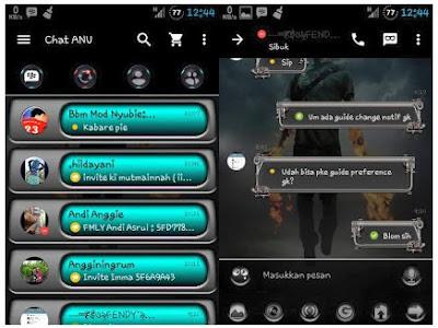 BBM MOD Anu V2 Base 2.13.1.14 APK Terbaru 2016
