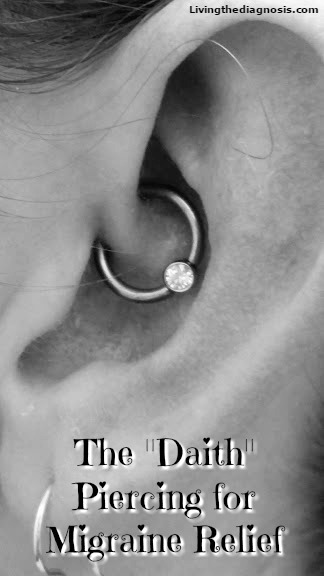 Piercing The Pain Away Daith Piercing For Migraine Relief Living