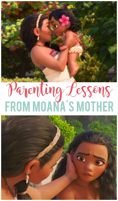 Top 10 posts of 2017: Parenting Lessons from Moana's Mother