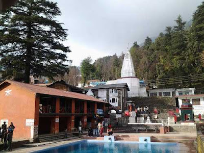 Bhagsu Nag Temple McLeodGanj