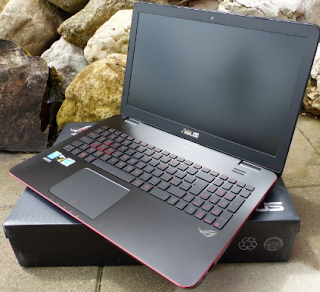 ASUS ROG G551JW Core i7 Gaming Laptop Full Drivers & Software For Windows 10, And Windows 8.1