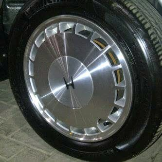 Velg Honda Accord Maestro