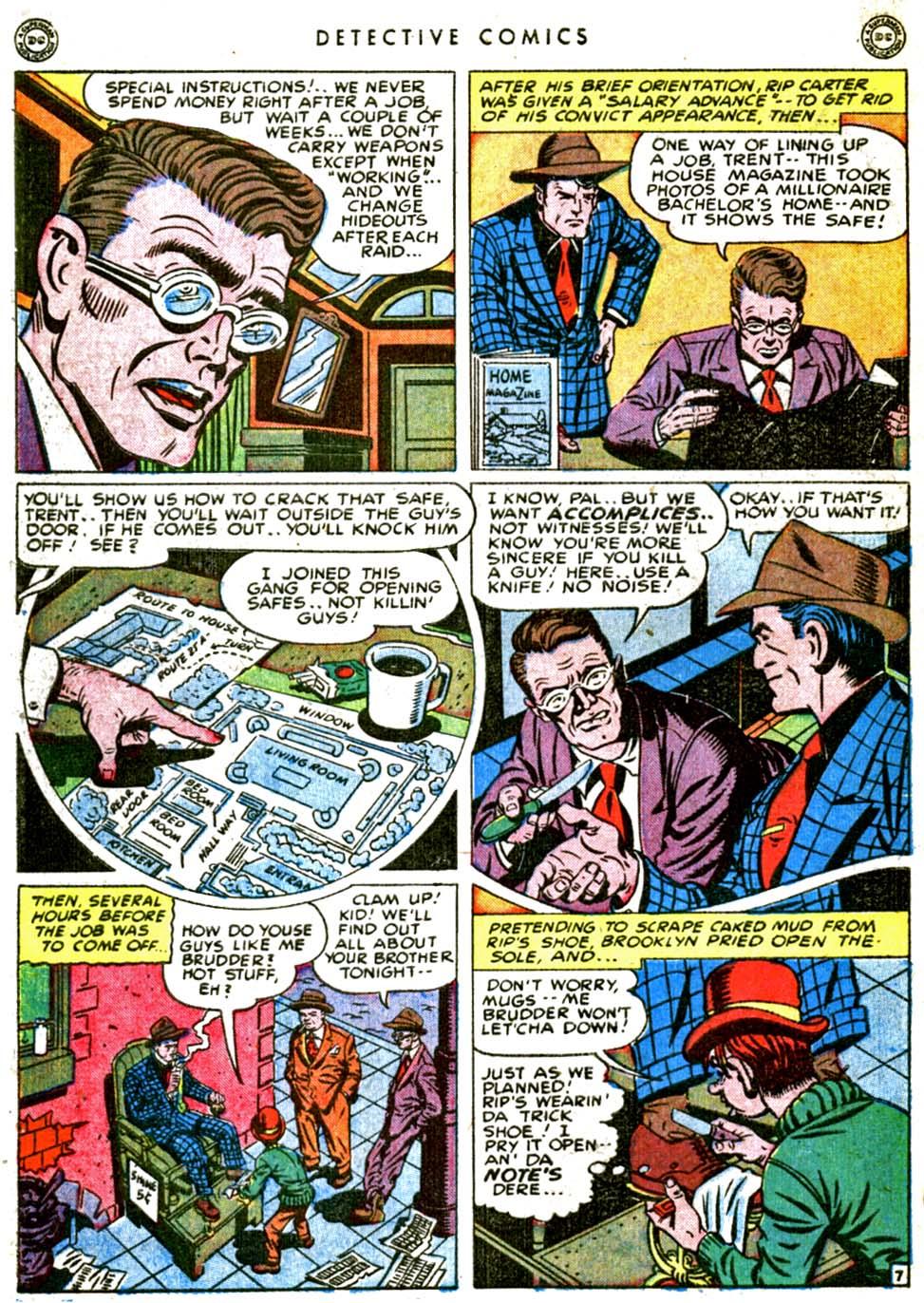 Read online Detective Comics (1937) comic -  Issue #144 - 44