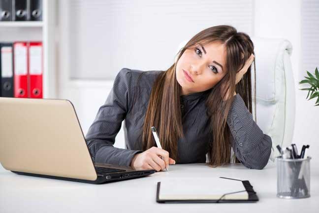 سبع خطوات عليك القيام بها بسرعة اذا شعرت باقتراب طردك من العمل