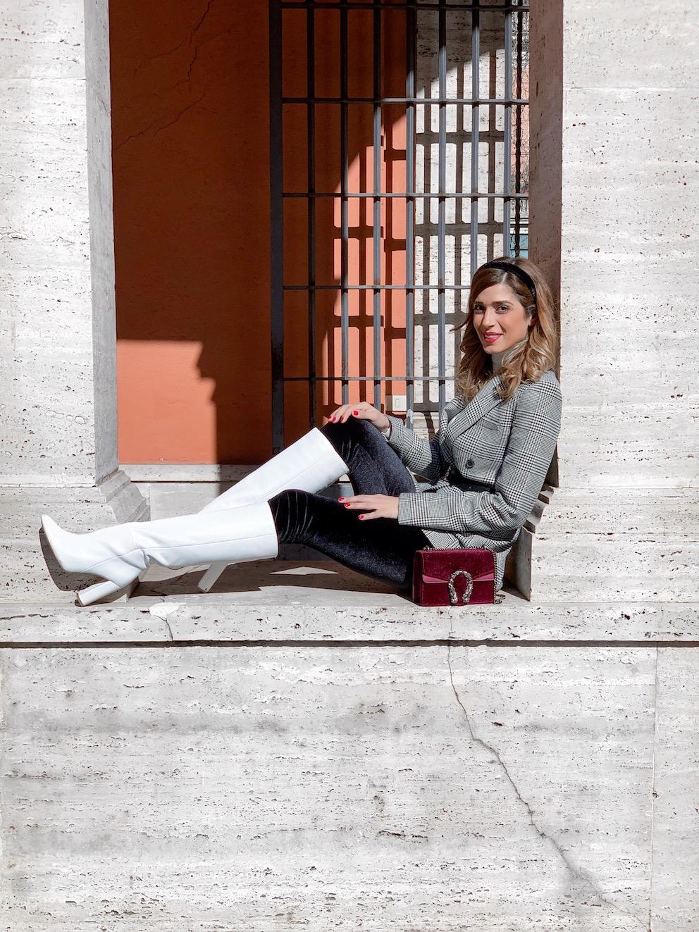 Stivali bianchi: tutto quello che devi sapere su questo trend