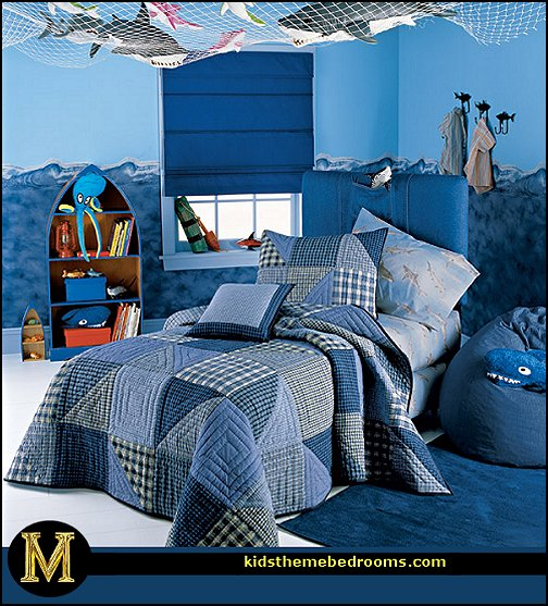 Underwater Bedroom Ideas   Under The Sea Theme Bedrooms   Mermaid Theme  Bedrooms   Sea Life