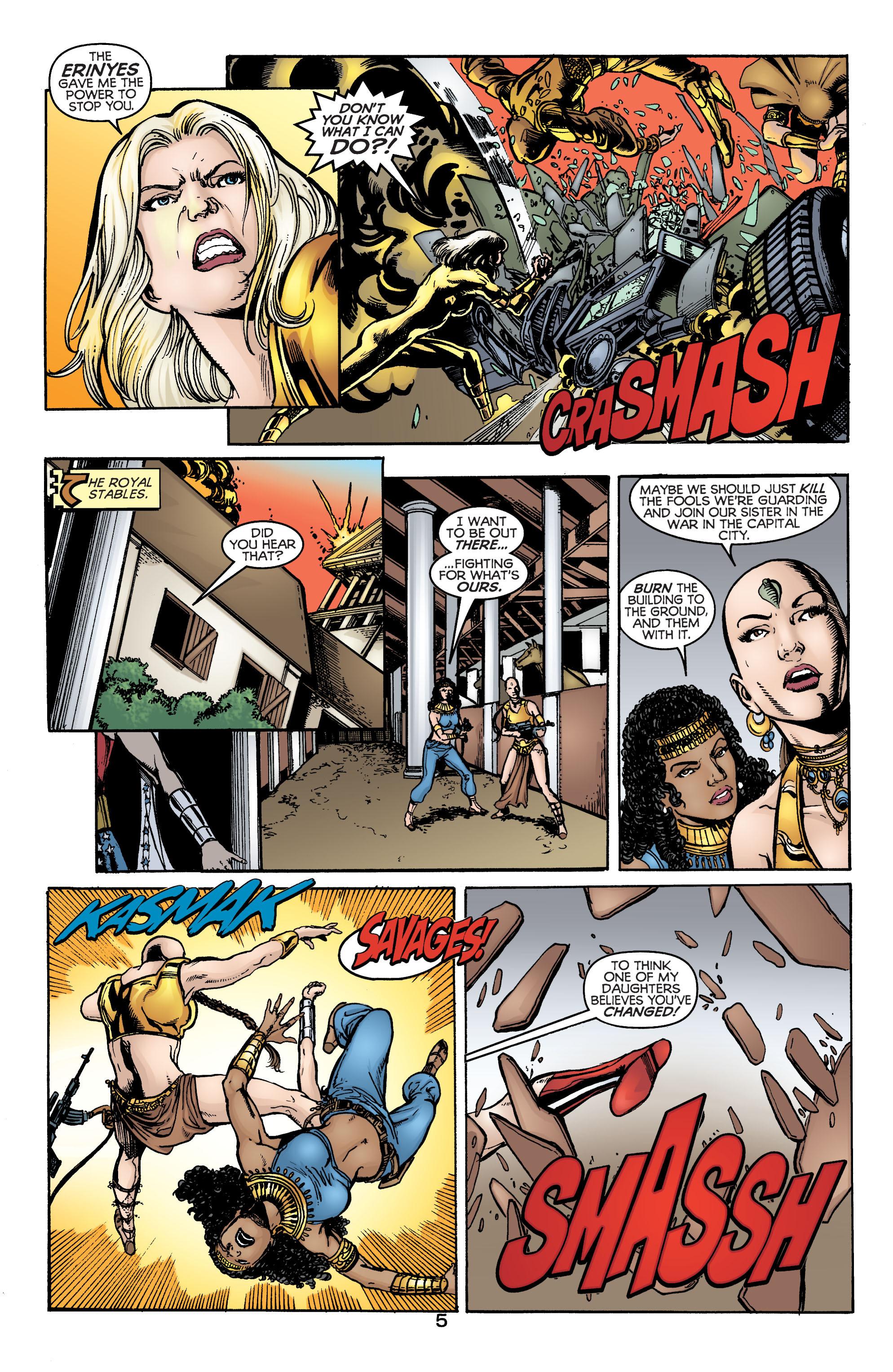 Read online Wonder Woman (1987) comic -  Issue #169 - 6