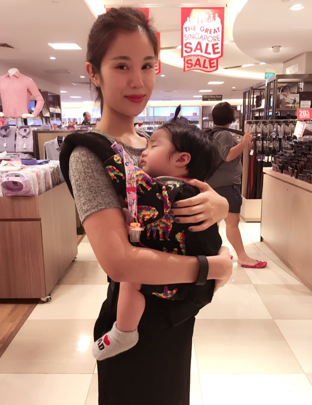 Babywearing Buzz: ERGO Performance Review