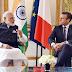 मोदी का भारत फ्रांस संबंधों को सशक्त बनाने का आह्वान
