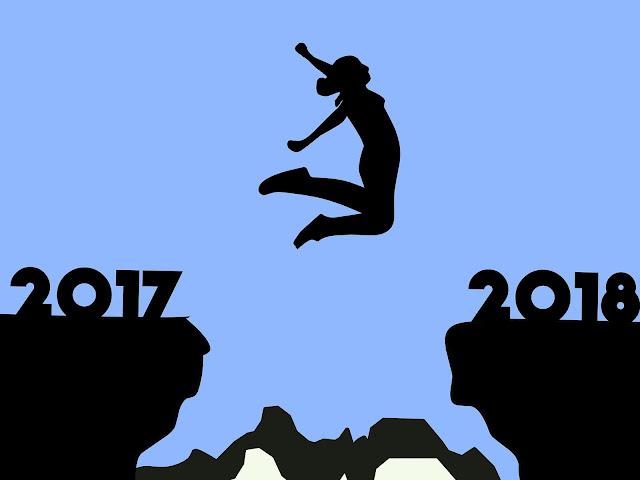 Bardzo krótkie blogowe podsumowanie 2017 roku