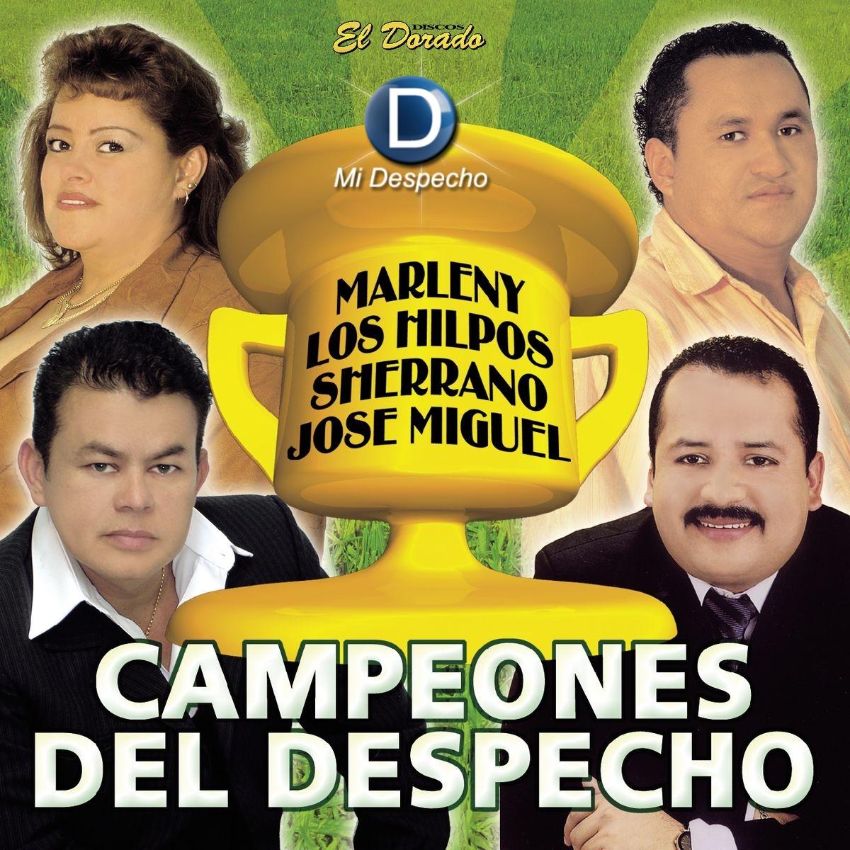 Campeones Del Despecho Frontal