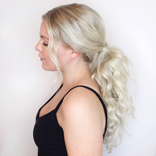 ShinyLipsTv: Hair Of The Day No. 8