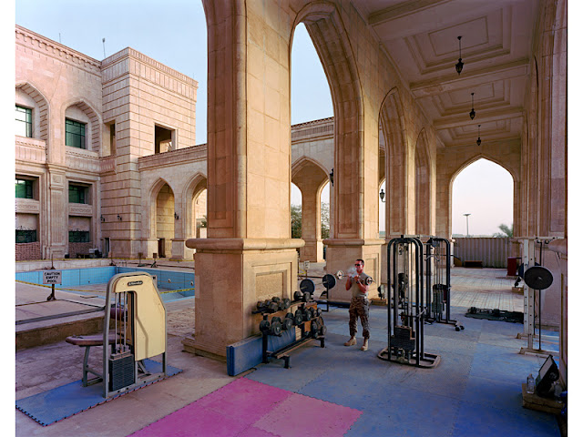 Deserted Places: Saddam Hussein's abandoned palaces