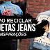 6 Dicas para Resgatar Jaquetas Jeans Velhas